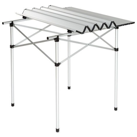 Comment plier et déplier ma table de camping ?