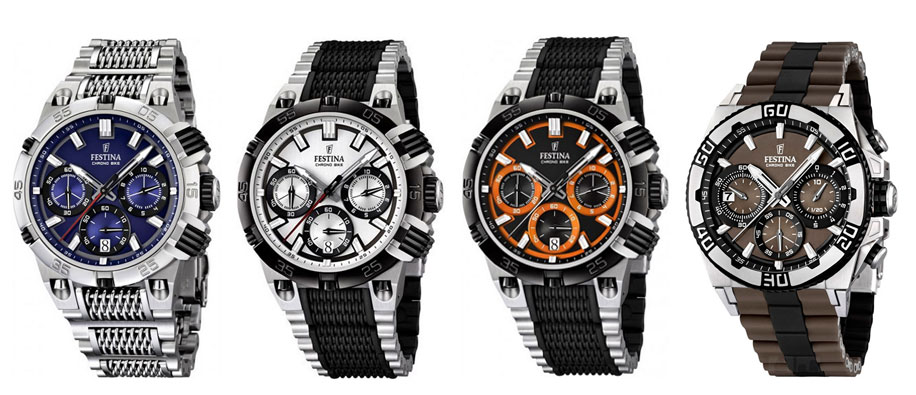 montre Festina Chrono Bike